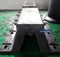 Marine Arch Type Rubber Fender