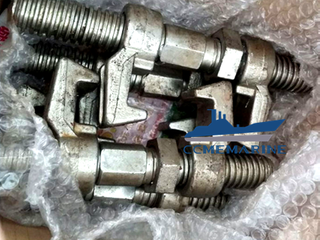 Hot DIP Galvanizied Container Lashing Bridge Fittings