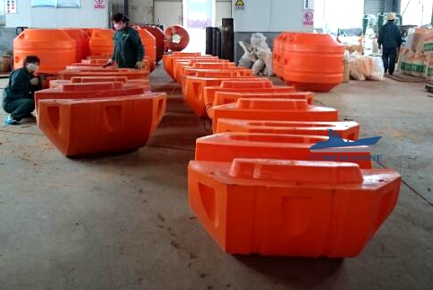 UHMWPE HDPE Floaters Dredging Pipe