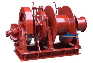 Marine Hydraulic Anchor Windlass 150KN