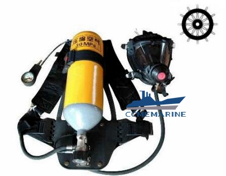 Self Contained Positive Pressure Air Breathing Apparatus